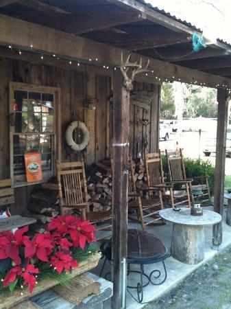 Highland Park Fish Camp: Tackle Store