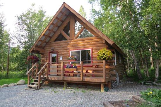Hatcher Pass Bed & Breakfast: Our Grande Cabin