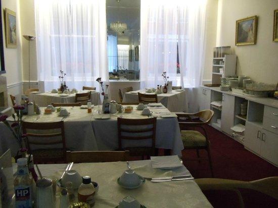 Celtic Hotel: Comedor