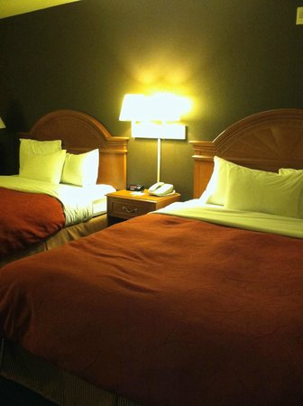 Country Inn & Suites By Carlson, Chicago O'Hare South : Comfortable beds
