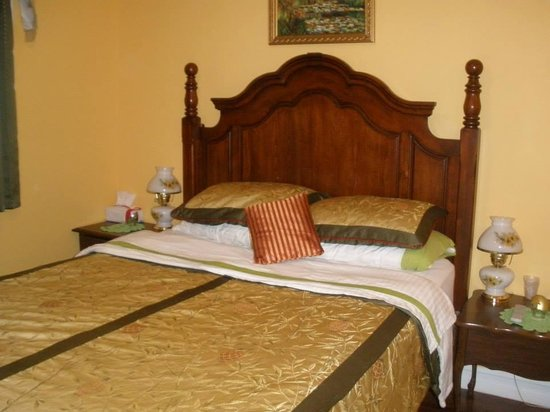 Two Rivers Bed & Breakfast: Notre chambre