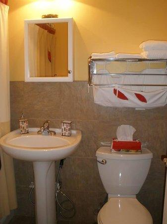 Two Rivers Bed & Breakfast: Notre salle de bain