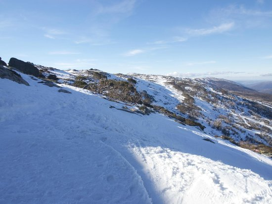 Pender Lea Chalets : For non-skiers a day pass for the Kosciuszko Express chairlift is well worth it!