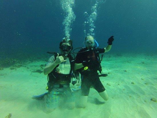 Taino Divers: Amazing vis