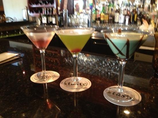 Taste : Martini Time