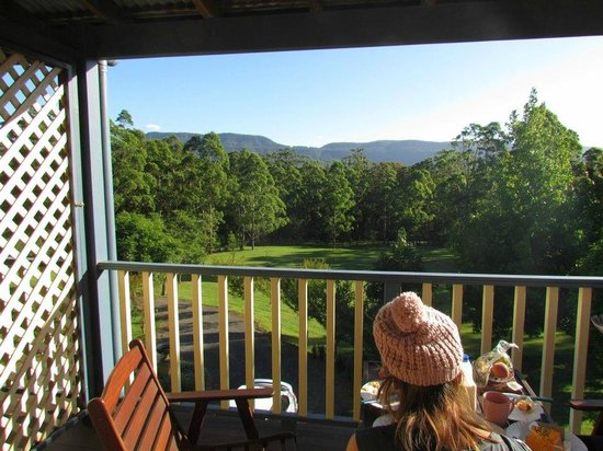 Wombatalla Guesthouse: Oh, the view!!
