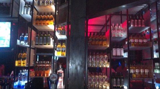 Hotel Avasa: sky bar