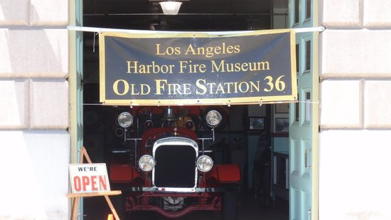 LAFD Historical Society and Museum: It's Free!
