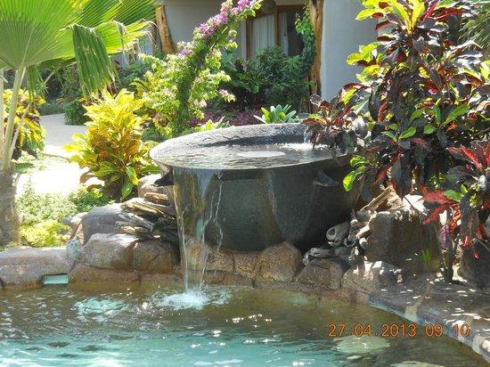 Canoa Beach Hotel: The Hot Tub