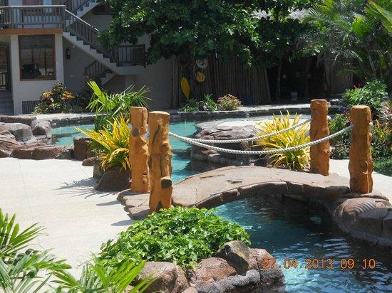 Canoa Beach Hotel: The pool