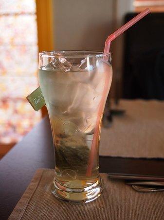 An's Restaurant: Cold green tea?