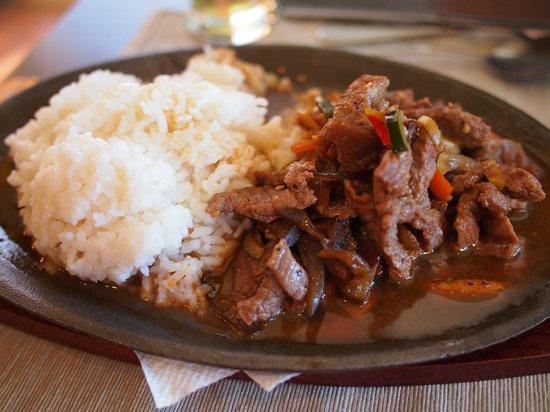 An's Restaurant: Bulgogi