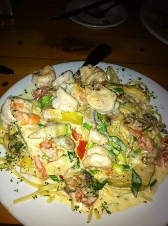 O.C. White's Seafood & Spirits: Shrimp Abaco