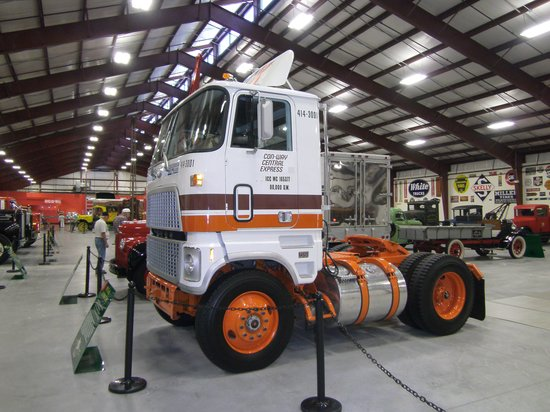 i remember these picture of iowa 80 trucking museum walcott