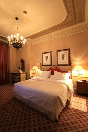 The Westin Excelsior Florence: Deluxe room