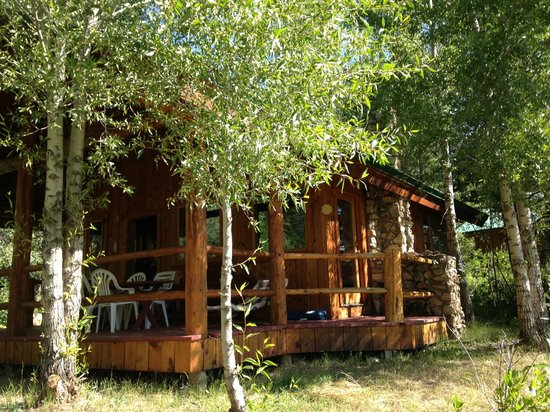 Budges' Slide Lake Cabins: Cabin n. 4