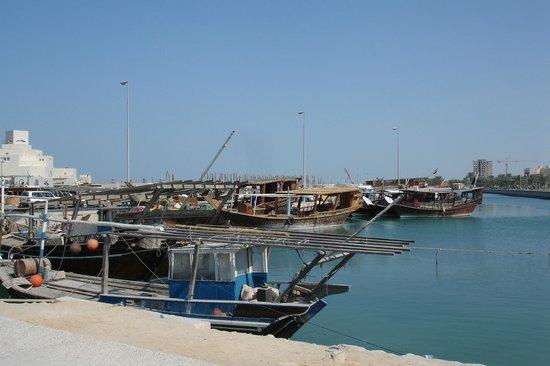 The Corniche: corniche view