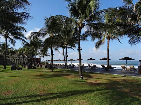 The Samaya Bali Seminyak : vue hotel