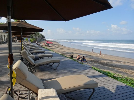 The Samaya Bali Seminyak : vue plage