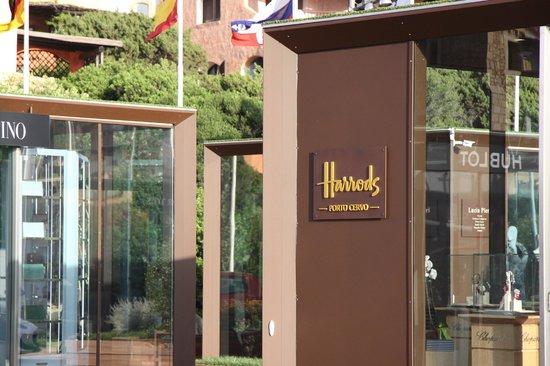 Harrods Porto Cervo