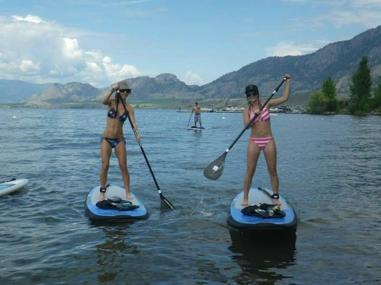 remote 3 phase adventures shop set up picture of 3 phase adventures osoyoos tripadvisor
