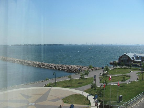 Residence Inn Kingston Water's Edge: loved the view