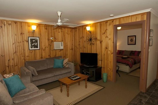 Ficifolia Lodge Kangaroo Island: Comfortable and Homely