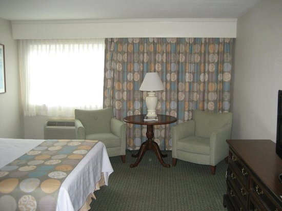 Gorges Grant Hotel: Sitting area