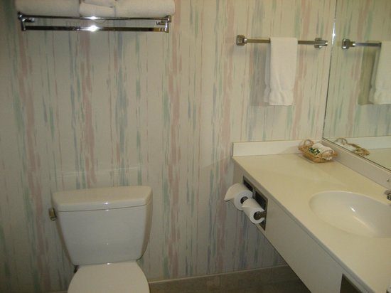 Gorges Grant Hotel : Bathroom