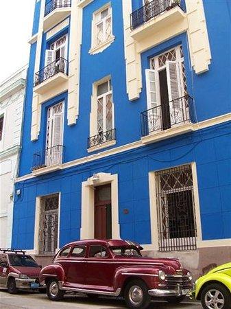 Casa Hilda y Alejandro: Edificio Morro 12