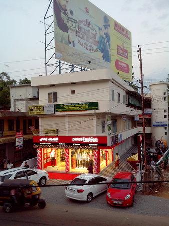 Thodupuzha, India: Kallumkal Towers
