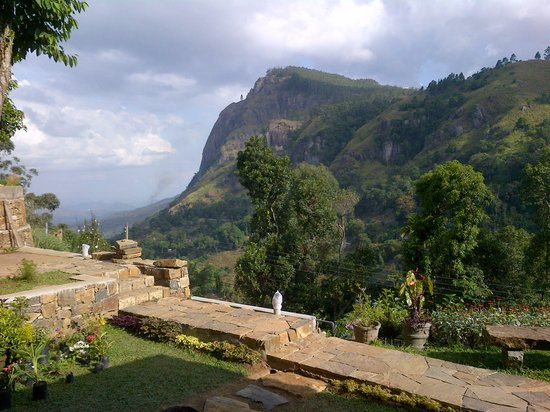 Ravana Heights: View from our room