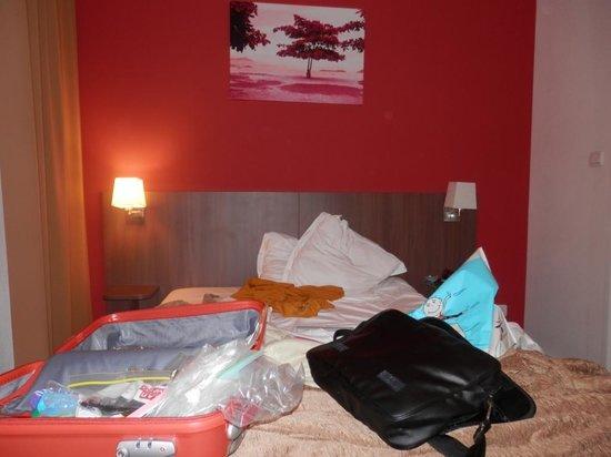 Appart-Hôtel Mer & Golf City Perpignan Centre : ROOM 404