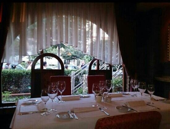 Hotel Mondial : sala da pranzo
