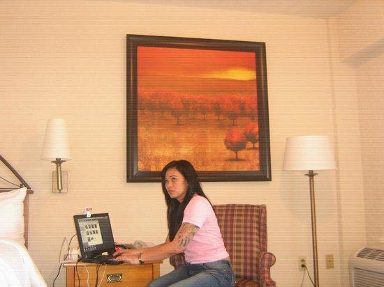 Best Western Plus Cottontree Inn : Nice Room