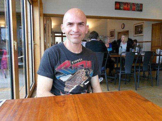 Soljans Cafe: Me