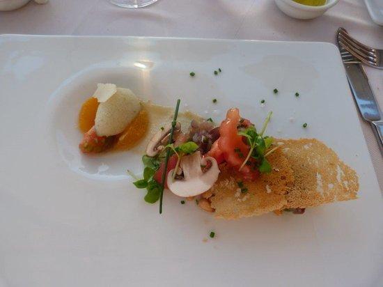 Béns d'Avall Restaurant: Majorcan Mackerel