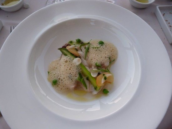 Béns d'Avall Restaurant: Grouper Fish