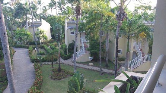 Grand Bahia Principe El Portillo : Balcony View