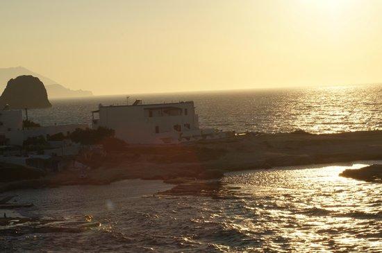 Villa Mary Elen: vue hôtel