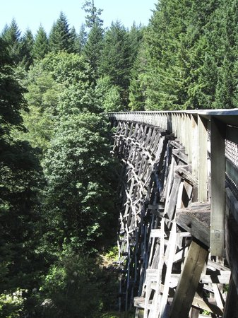 Galloping Goose Regional Trail: Todd Creek Trestle