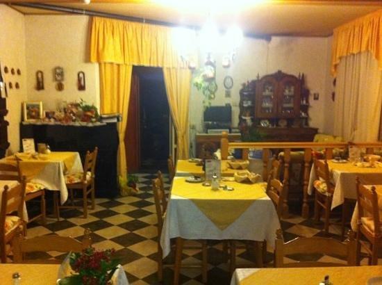 """Hotel """"Da Vito"""" Garni: Sala colazione"""