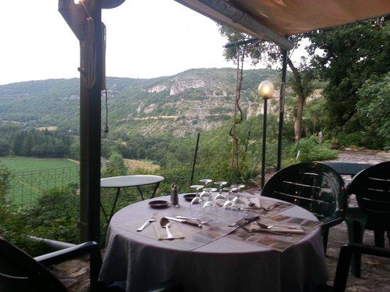 Restaurant La Corniche Saint Antonin Noble Val