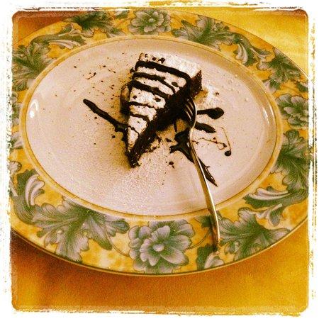 Ristorante Positano : Dolce al cioccolato