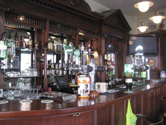Grand Central Bar: The Bar