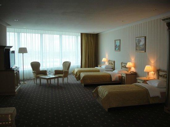 SK Royal Hotel: Interior