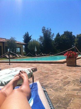 Relais Dell'Olmo: piscina relax