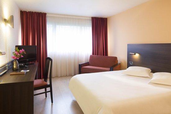 Hôtel Escale Oceania Brest : Chambre Confort avec Fauteuil