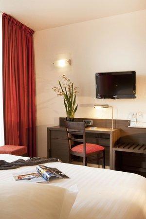 Hôtel Escale Oceania Brest : Chambre Confort