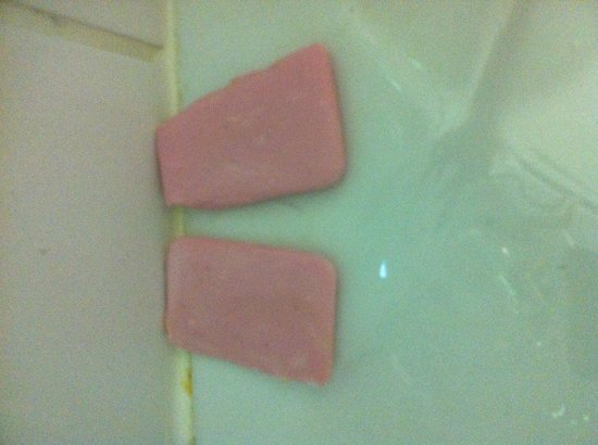 Royal George Hotel: Soap